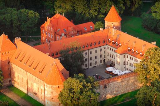Stary Zamek w Bytowie